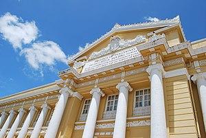 Pangasinan - Pangasinan Provincial Capitol in Lingayen