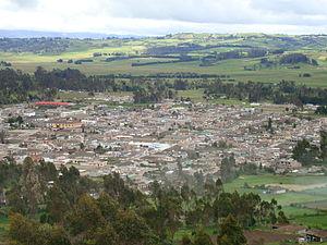 Panorámica Municipio de Cumbal.JPG