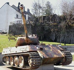 Tanques Alemanes vs soviéticos  - Página 2 300px-Panther1