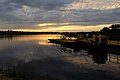 Paraa ferry in sunrise.jpg
