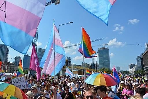 Parada Równości Warszawa 2021 40