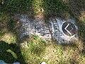 Paradise Cemetery Cordova TN grave unreadable.jpg
