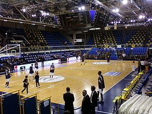 Palais des sports Marcel-Cerdan - Image: Parc des sports Marcel Cerdan de Levallois