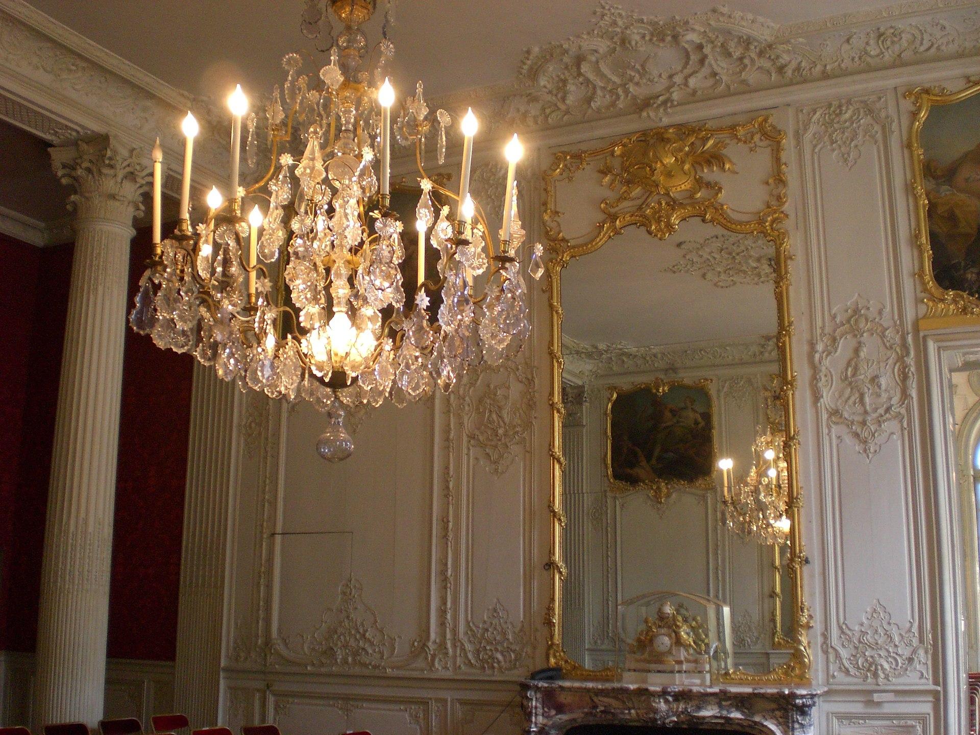 Decorazione Delle Pareti Opere Darte : Boiserie wikipedia