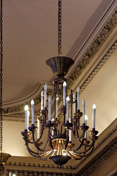 Lustre Paris : File paris mairie du e arrdt salle des fêtes lustre