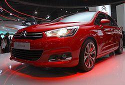 Paris - Mondial de l'automobile 2010 - Citroën C4 - 001.JPG