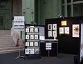 Paris - Salon du livre ancien et de l'estampe 2012 - stand des Nouvelles de l'estampe.JPG