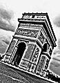 Paris Arc de Triomphe de l'Étoile z oblique.jpg