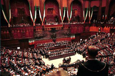 italienska parlamentet wikipedia
