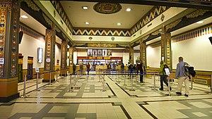 Paro Airport - Airport interior, 2011