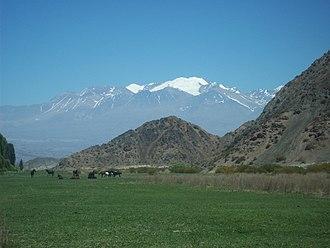 El Leoncito National Park - Image: Parque Nacional El Leoncito, Calingasta, prov. de San Juan, Argentina