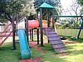 Parquinho infantil do centro de educação infantil Cecília Meireles-By Maykola - panoramio.jpg