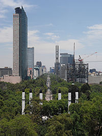 Image illustrative de l'article Paseo de la Reforma