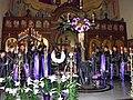 Passion Gospels - Great Thursday -- Annunciation, Toronto, 2015.JPG