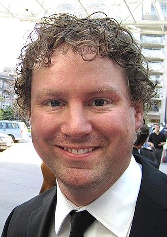 Patrick Gilmore (actor) - Gilmore in 2010