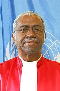 Patrick Lipton Robinson Jamaican judge