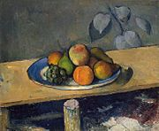 Paul Cezanne - Apples, Pears and Grapes.jpg