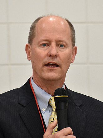 Paul Gazelka - Image: Paul Gazelka Nominating Convention 2018 (cropped)