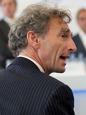 Paul Rosenmöller - Image: Paul Rosenmöller en profile