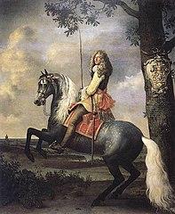Equestrian Portrait of Diederik Tulp