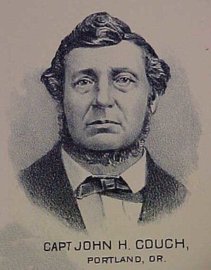 Couch Park - Captain John H. Couch, the park's namesake