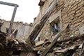 Peña - Vista de las ruinas de una casa.jpg
