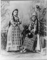 Peasant women in native dress of Little Russia (old) LCCN2001705700.tif