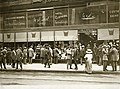 Pedestrians on the sidewalk in front of Boyd's Department Store (520 Olive).jpg