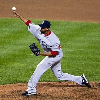 Pedro Beato - Beato with the Boston Red Sox