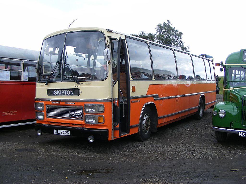 Motor coach services - Cko hoboken