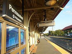 Pennsauken Transit Center - commuter platform.jpg