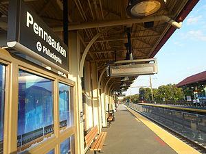 Pennsauken Township, New Jersey - Pennsauken Transit Center