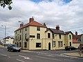 Penny Farthing Pub on corner of Wharf Street - geograph.org.uk - 1956672.jpg