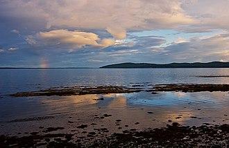 Penobscot Bay - Penobscot Bay near Belfast