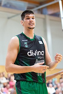 Marko Todorović (basketball) - Wikipedia