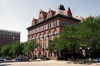 Peoria, Illinois - Peoria City Hall