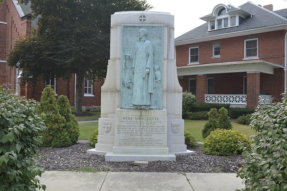 Pere Marquette Memorial - Utica, IL