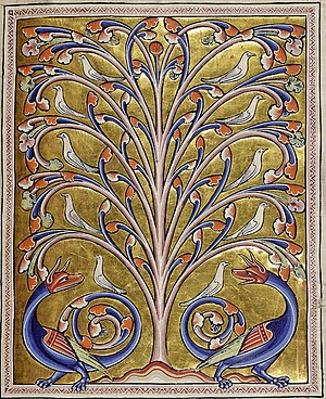 Bestiary - The Peridexion Tree.