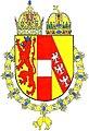 Personal coat of arms of Francis Joseph I. of Austria-Hungary (1916) – Gerd Hruška.jpg