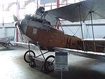 Petőfi Csarnok, Repüléstörténeti kiállítás, Lóczy kis Brandi repülőgép.JPG