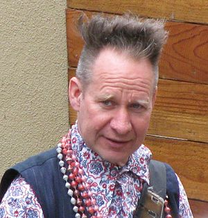 Peter Sellars - Peter Sellars at the Ojai Music Festival in California (2011)