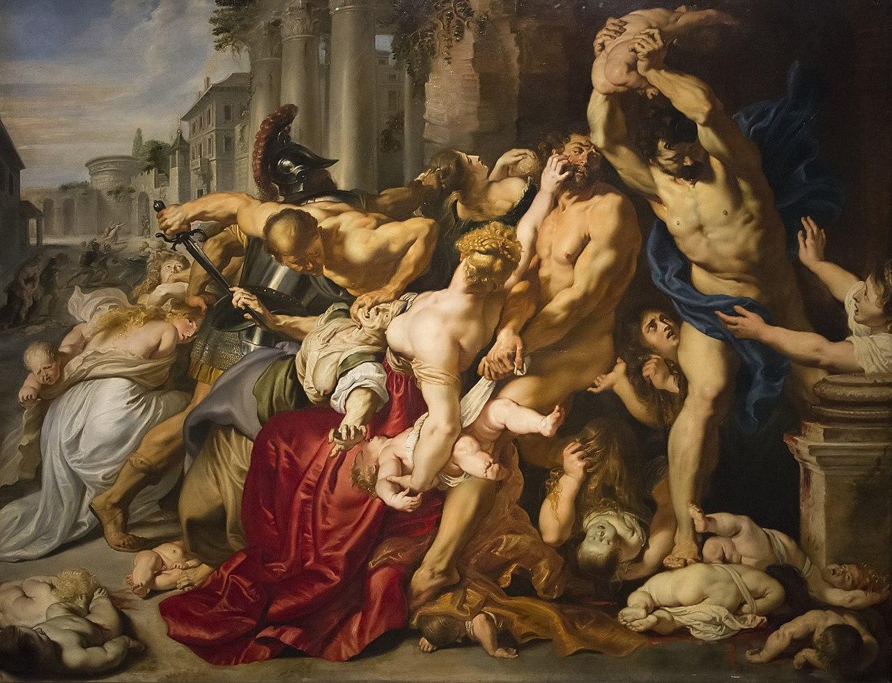 Masumların Katliamı-Rubens-2