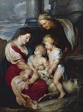 Peter Paul Rubens - The Virgin and Child with Saint Elizabeth and Saint John the Baptist, 1618.jpg
