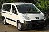 Peugeot Expert Tepee front 20100710.jpg
