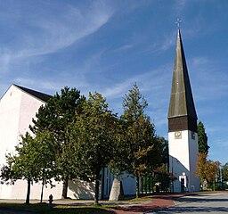 Die Pfarrkirche St. Laurentius in Hohenthann