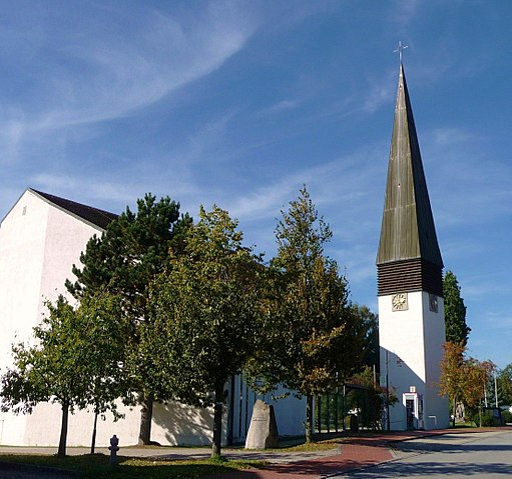 Pfarrkirche Hohenthann