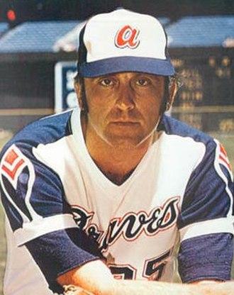 Phil Niekro - Niekro in 1974
