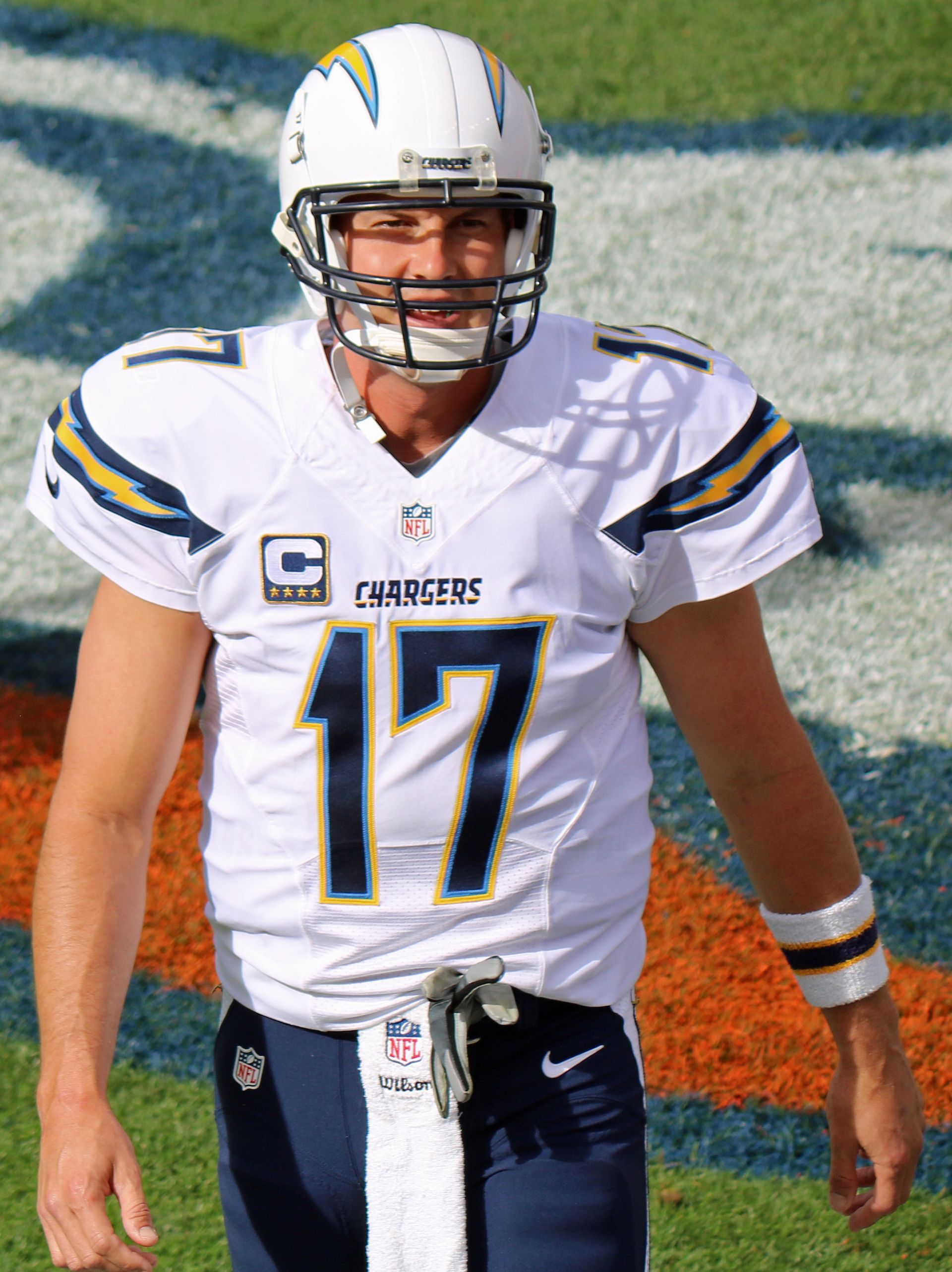 Philip Rivers Wikipedia