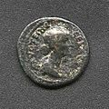 Philipopolis Numismatic Society collection 7.2A Faustina the Younger.jpg
