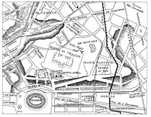 Mappa del Lanciani
